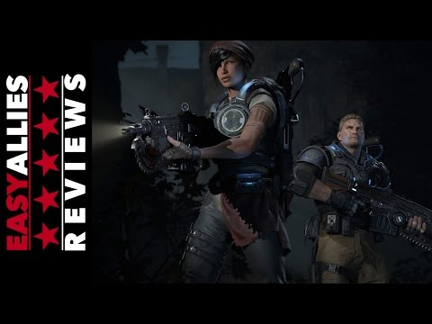 Gears of War 4 - Easy Allies Review - YouTube video thumbnail