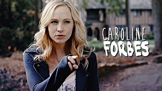 Caroline Forbes || Humor