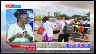 World View: Government blocked from hiring foreign doctors - with Dr. Mercy Korir