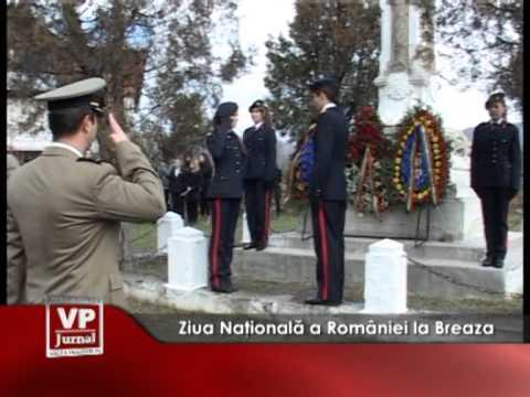 Ziua Naţională a României la Breaza