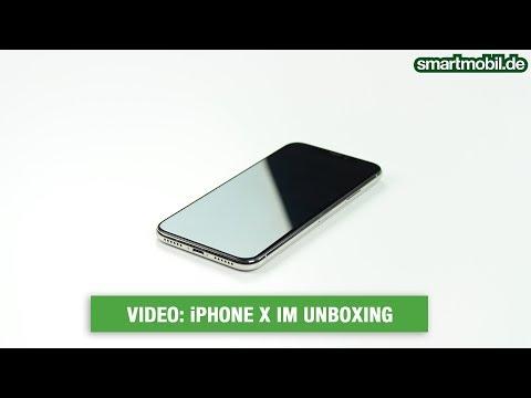 Unboxing | iPhone X | smartmobil.de