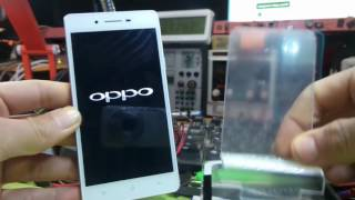 Oppo Flash software for Hard Reset unlock Pattern remove