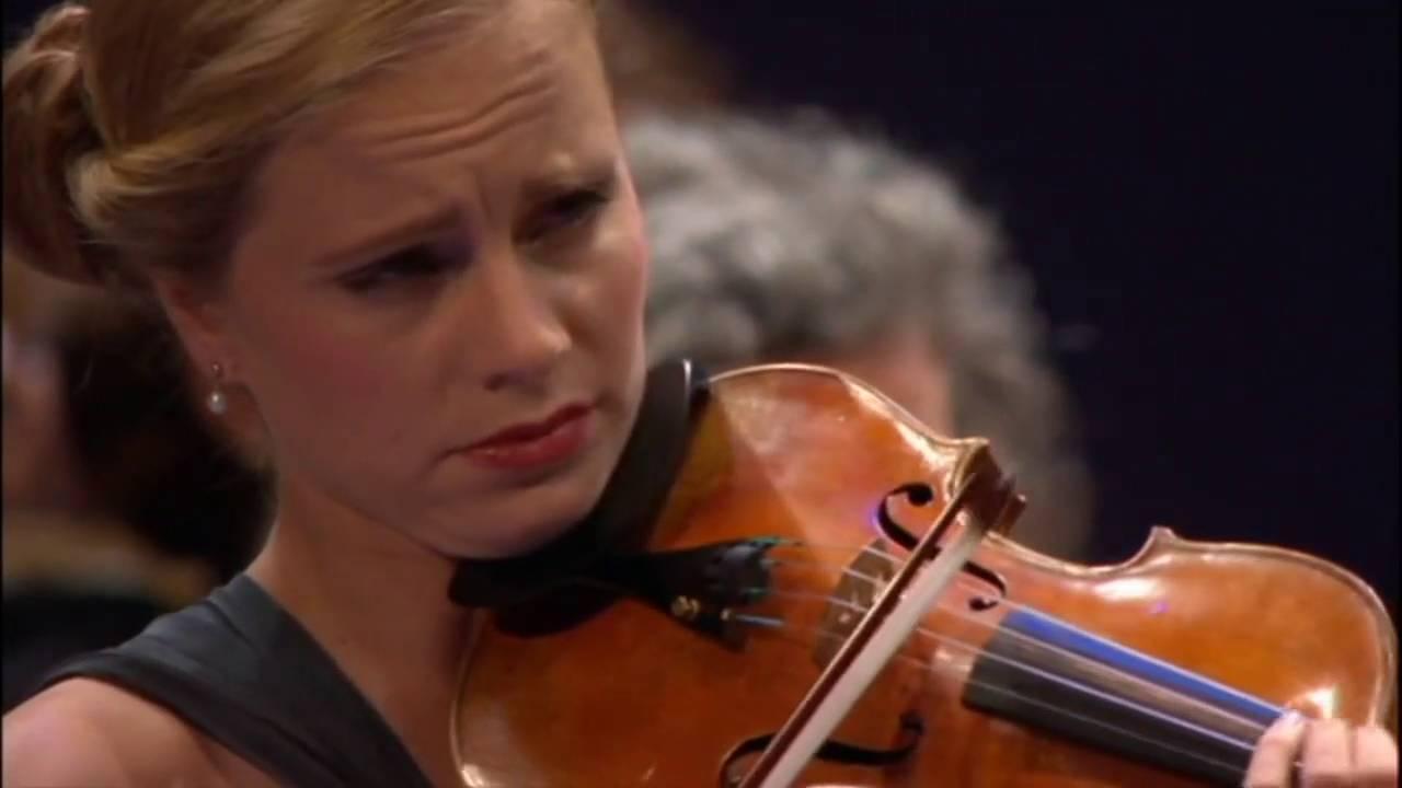 Bamberger Symphoniker con Julia Fischer