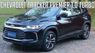 Avaliação: Chevrolet Tracker Premier 1.0 turbo