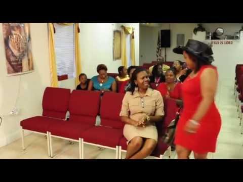 Breast, Leg & Thigh showing in Church (KFC)