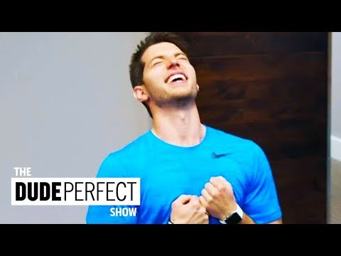 Dude Perfect Teaches Coby How To Play Like A Champion On CMT's Dude Perfect Show Mp3