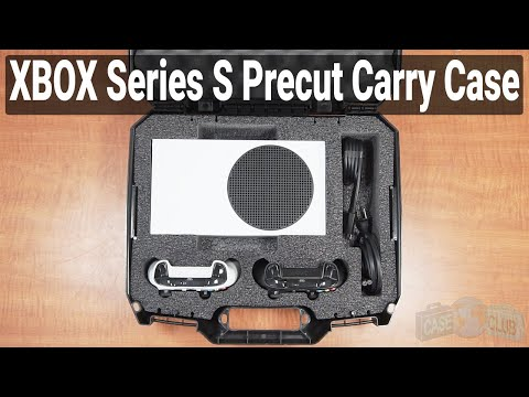 Xbox Series S Carry Case - Featured Youtube Video