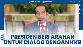 Jokowi Ingin Konflik Papua Diselesaikan dengan Dialog, Mahfud MD: Kalau KKB Harus secara Hukum