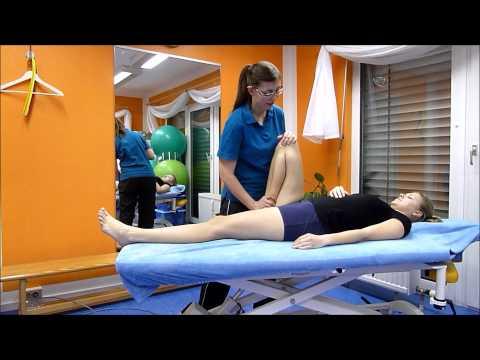 Schmerzen im unteren Rücken und Leiste