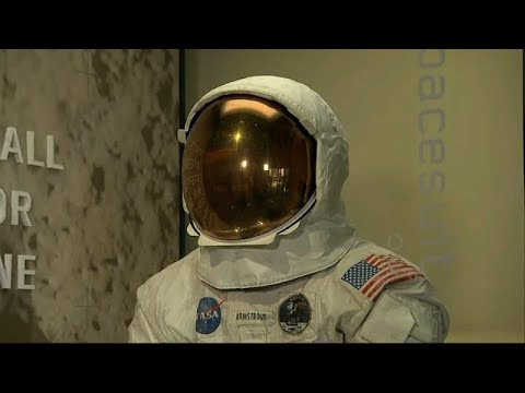 50 χρόνια από την κατάκτηση της σελήνης