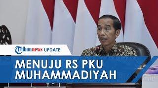 Cucu Ketiganya Lahir, Joko Widodo Menuju RS PKU Muhammadiyah Surakarta