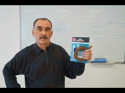 Как Изготовить Ремень для Электропривода Швейной Машины Своими Руками?