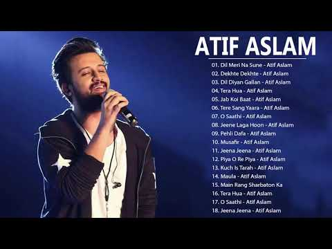 Download BEST OF ATIF ASLAM SONGS 2019    ATIF ASLAM Romantic Hindi Songs Collection   Bollywood Mashup Songs HD Mp4 3GP Video and MP3