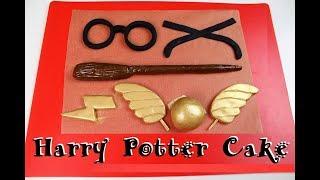 Easy Harry Potter Inspired Cake   CHELSWEETS