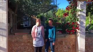 Video Rural Villa on Mallorca Can Joan des Forn