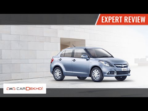 Exclusive Review | 2015 Maruti Suzuki Swift Dzire Diesel | CarDekho.com