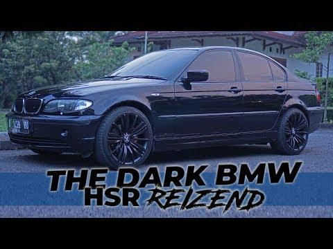 HSR Reizend | The DARK BMW E46 318i 2004