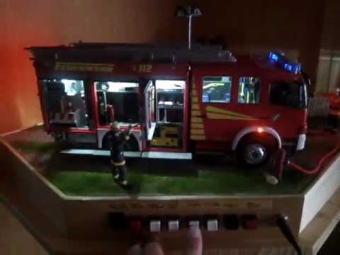 Revell Feuerwehr 1:24 Schlingmann 20/16 Modellbau