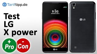 LG X power | Test deutsch