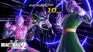 Time Skip Has Made Us INSANE! Most Disgusting HIT Team Up In Dragon Ball Xenoverse 2!