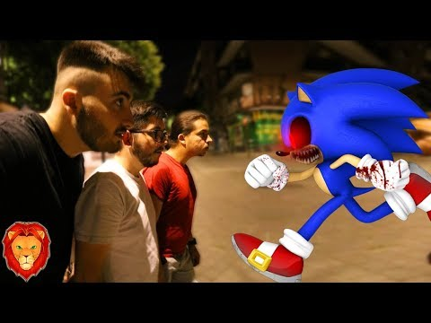 Download Sonic Exe Vs Sonic Tails Historia De Sonic Exe Video 3GP