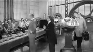 Charlie Chaplin Eating Machine Funny