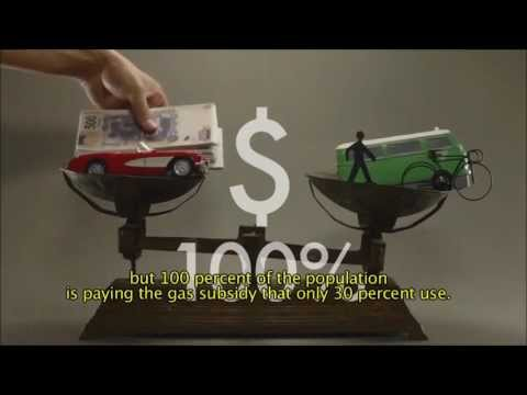 К чему приводит рост автомобилизации онлайн видео