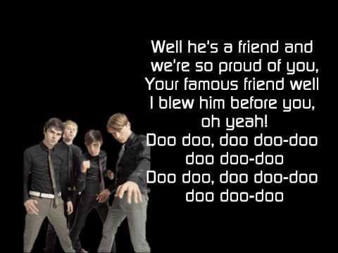Do You Want To by Franz Ferdinand (w/ Lyrics)