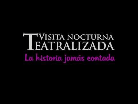 VISITAS TEATRALIZADAS JARDIN LA CONCEPCION VERANO 2018