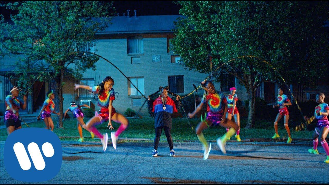 Missy Elliott — Throw It Back
