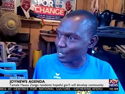JoyNews Agenda - News Desk on Joy News (20-6-18)