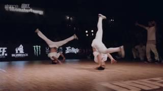 East Side Bboys Vs Supreme Beings // .stance X UDEFtour.org // Silverback Open 2016