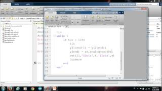 Interfacing matlab with arduino - The Byte