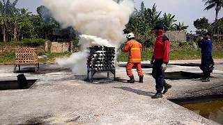 APAR Powder 6Kg Merk AGNIS Fire. Alat Pemadam Api