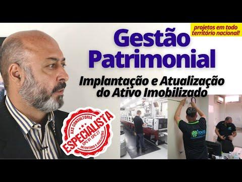Projetos de Inventário do Ativo Imobilizado em todo Brasil Avaliação Patrimonial Inventario Patrimonial Controle Patrimonial Controle Ativo
