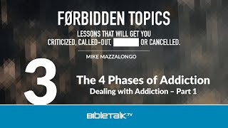 The 4 Phases of Addiction: Dealing with Addiction - Part 1