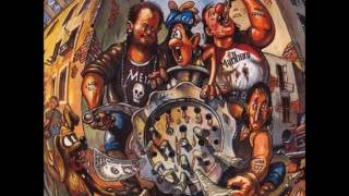 Acid Drinkers - Dirty Money, Dirty Tricks 1991r. [Full Album]
