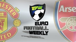 Manchester United Vs Arsenal 101113  EPL Football Match Preview 2013