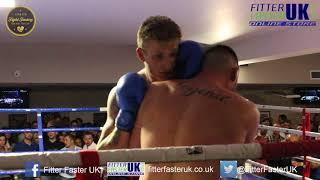 White Collar Boxing - Grant Mallinson VS Luke Ayres Highlights