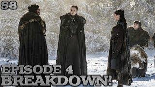 Mad Queen & False Friends   Game of Thrones Season 8 Episode 4 Breakdown   Last of the Starks