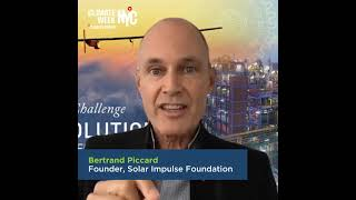 Bertrand Piccard – Accelerating Green Building for Resilient Cities