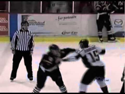 Dillon Donnelly vs Alexandre Beauregard
