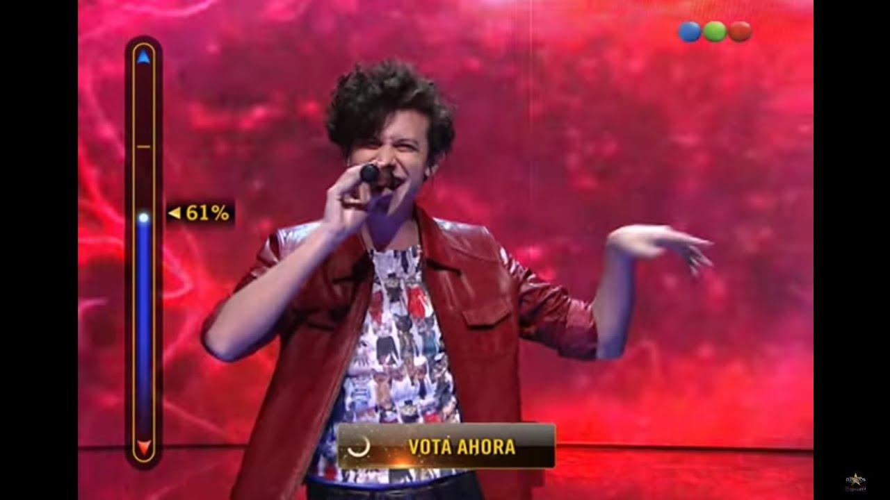 Alan Madanes canta «Kiss» – Elegidos #Elegidos