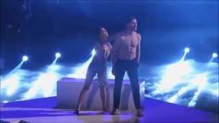 Janel Parrish & Val Chmerkovskiy - Freestyle
