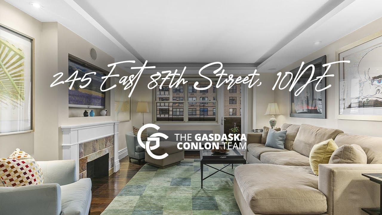 Walkthrough for 245  East 87 Street - 10D