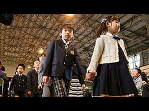 北海道内小学校で入学式 新1年生初登校 足取りも笑顔も弾む(2015/04/06) 北海道新聞