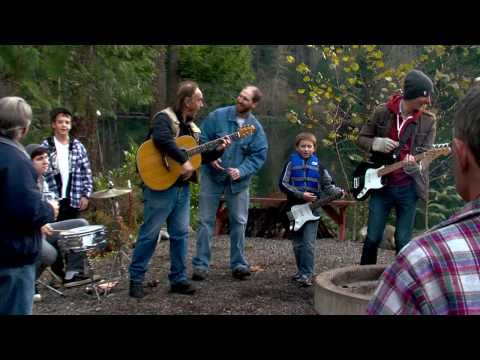 "Chuck Buser's ""Shoulda Been Here Yesterday"" Music Video from ""Songs to Catch Fish With"""