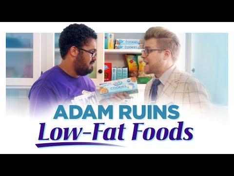 Po nízkotučných potravinách přiberete
