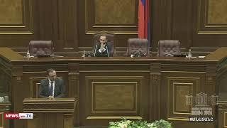ԱԳ նախարար Զոհրաբ Մնացականյանի պատասխաններն ԱԺ պատգամավորների հարցերին Կառավարության հետ հարցուպատասխանի ընթացքում