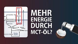 Mehr Energie durch MCT-Öl? Das biochemische Geheimnis der MCT-Fette (wissenschaftlich erklärt)